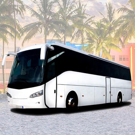 Miami Limo Service Miami Charter Bus Rental